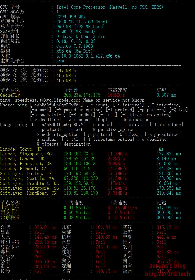 714838382b45fadeb7fec39286d02c44 - Vultr各地区硬盘I/O和网络带宽和延迟评测